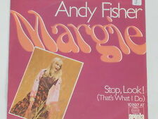 "ANDY FISHER -Margie- 7"" 45"