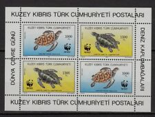 T47* Timbres TURQUIE / Bloc WWF Neuf**MNH TBE 1992 (Tortue - Turtle..)