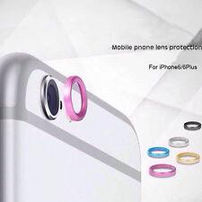 Neuf Lentille anneau métallique étui de protection installé pour iPhone6 / 6Plus