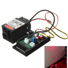 Focusable 500mw 808nm Infrared Laser Diode Dot Module 12V+TTL + Fan Cooling CNC