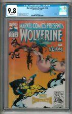 "Marvel Comics Presents #120 (1993) CGC 9.8 White Pages  Kieth - Mackie  ""Venom"""