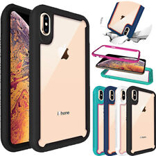 For Apple iPhone X Xs Max XR Phone Case Armor Shockproof Rugged Ultra Thin Cover