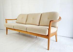 Sofa Knoll Antimott design 60er Jahre original Polster