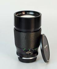 Vivitar Series 1 200mm 1:3 // Olympus OM // VERY RARE