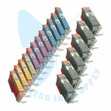 18 PACK PGI-270 CLI-271 HIGH YIELD Compatible CLI-271XL Ink Cartridges for Canon