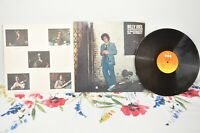 [BILLY JOEL]-52ND STREET LP [CBS 83181] 1978 DUTCH EU PRESS [VG++/VG++] [LYRICS]