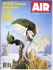 AIRBRUSH ACTION November 1992 - Michael Whelan 10 page feature, John Alvin