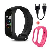 M5 Smart Band Watch Bracelet Wristband Fitness Tracker Blood Pressure Heart Rate