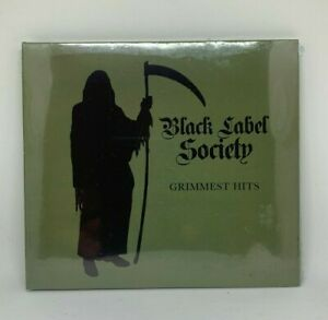 Black Label Society - Grimmest Hits Canada CD digipak