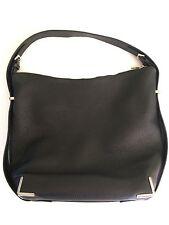ALEXANDER WANG Black Prisma Skeletal Leather Hobo Shoulder Bag