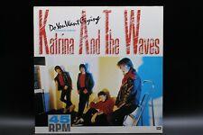 "Katrina And The Waves - Do You Want Cry (1985) (Vinyl 12"") (1C 006-20 0802 7)"