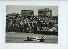 Nelson Piquet Brabham BT52B Dutch Grand Prix 1983 Signed Press Photograph
