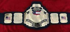 WCW United States Heavyweight Wrestling Champion Belt