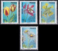 FRANCE 2011 PREOBLITERES N°259/262** Flore, Fleurs TTB Flowers MNH