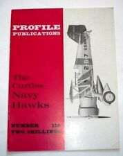 Aeronautica Profile Publications n 116 Curtiss Navy Hawks