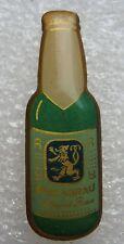Pin's Bouteille de Biere Löwenbräu avec lion #1598