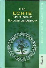 DAS ECHTE KELTISCHE BAUMHOROSKOP - Buch von Bertram Wallrath SMARAGD VERLAG