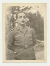 Original Foto / ..Soldat der Luftwaffe