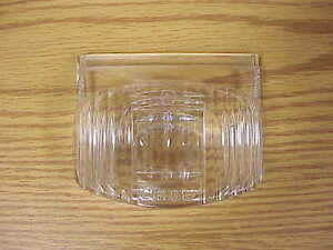 1952 1953 Chrysler Saratoga New Yorker NOS MoPar Back-Up LENS CHRBD