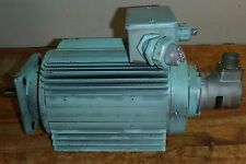 GE General Electric AC Motor 5K38UN282Q _ E25BF-6R-SB-2048-ABZC-8830-LED-SM18-S