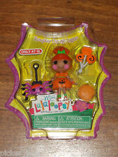 NEW 2013 Mini LALALOOPSY Target Halloween Costume Doll PUMPKIN CANDLE LIGHT
