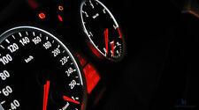 M5 M6 OPTIK TACHO UMBAU WEISS BMW 5er E60 E61 6er E63 E64