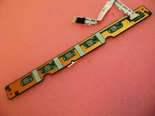 Original Toshiba Satellite L505D-GS6000 Power Button Board * V000170190
