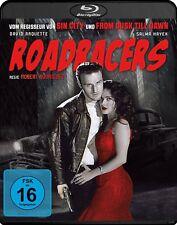 Roadracers (1994) * David Arquette, Salma Hayek * Region B (UK) Blu-Ray NEW