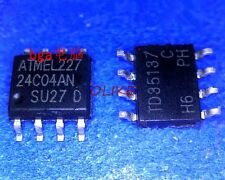 5 pcs New AT24C04AN-10SU-2.7 ATMEL227 24C04AN SOP8 ic chip