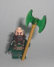 LEGO Hobbit - Dwalin - Figur Minifigur Dwarf Zwerg Thorin Herr der Ringe 79018