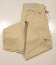 Dockers The Alpha Khaki Slim Tapered Alph(a)  Fly Weight Stretch Chino Pants
