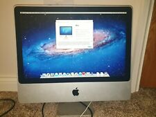 "Apple iMac A1224 20"" - 250GB HDD - 2GB RAM Good Condition OS Lion 2.4GHz Intel"
