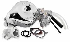 Shorty Super E Carburetor Kit - Twin Cam Engines S&S Cycle  11-0450