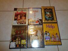 Dvd Lot of 6 New Sealed Movies Casablanca Chinatown Strangelove Help Duchess +