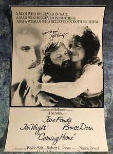 GFA Coming Home '78 Luke Martin * JON VOIGHT * Signed Movie 12x18 Photo J2 COA