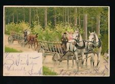 Ethnic Posted Single Collectable Artist Signed Postcards