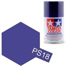 Tamiya PS-18 Metallic Purple Polycarbonate Spray Paint Mid-America Naperville