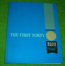 New listing The First Forty Wcco Radio 1964