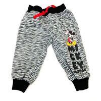 Disney Baby Space Dye Mickey Mouse Joggers Sweatpants Boy's Size 12M W1443