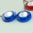 2pcs Car Blue LED Strobe Bulb Light Emergency Warning Flash 12V Controller