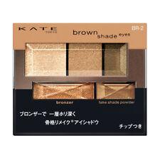 [KANEBO KATE] Brown Shade Eyes N BR-2 BEIGE BROWN Eyeshadow Palette JAPAN NEW
