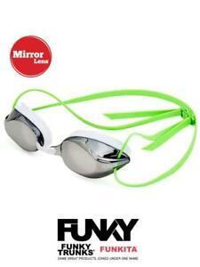 FUNKY Training Machine Goggles - Ice Man Mirrored