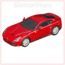 Carrera Go 61276 FERRARI f12 berlinetta (rosso) 1:43 CAR AUTO