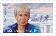 #5619 2021 Ursula K. Le Guin  - MNH (After July 327)