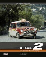 Group 2: The Genesis of World Rallying, Davenport, Klein 9783927458734 New*-