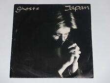 45 tours SP - JAPAN - GHOSTS - 1982