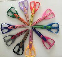 Lot 10 Paper Edgers Scrapbook Scissors PC Provo Craft Scrap Booking Crafts