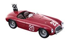 FERRARI 166MM #20 WINNERS SPA 24H 1949 LTD ED 90 PCS 1/18 BY TECNOMODEL TM18-52C
