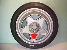 Ferrari Testarossa Spacesaver Spare Tire Wheel Rim_Splined Hub OEM