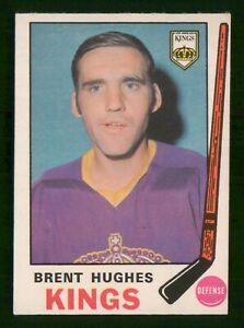 BRENT HUGHES 1969-70 O-PEE-CHEE 69-70 NO 144 EX+ 43608